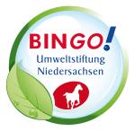 Logo der Bingostiftung - Förderer unseres Kräutergartens