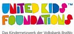 Logo United Kids Foundation - Förderer des Kräutergartens