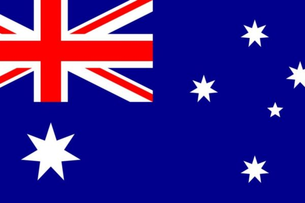Australische Nationalflagge
