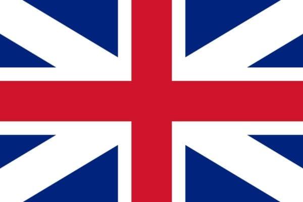 Nationalflagge des Vereinigten Königreiches