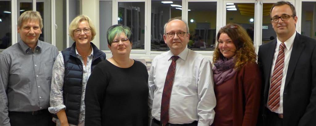 Vorstand Schulelternrat am PMG 2015/16